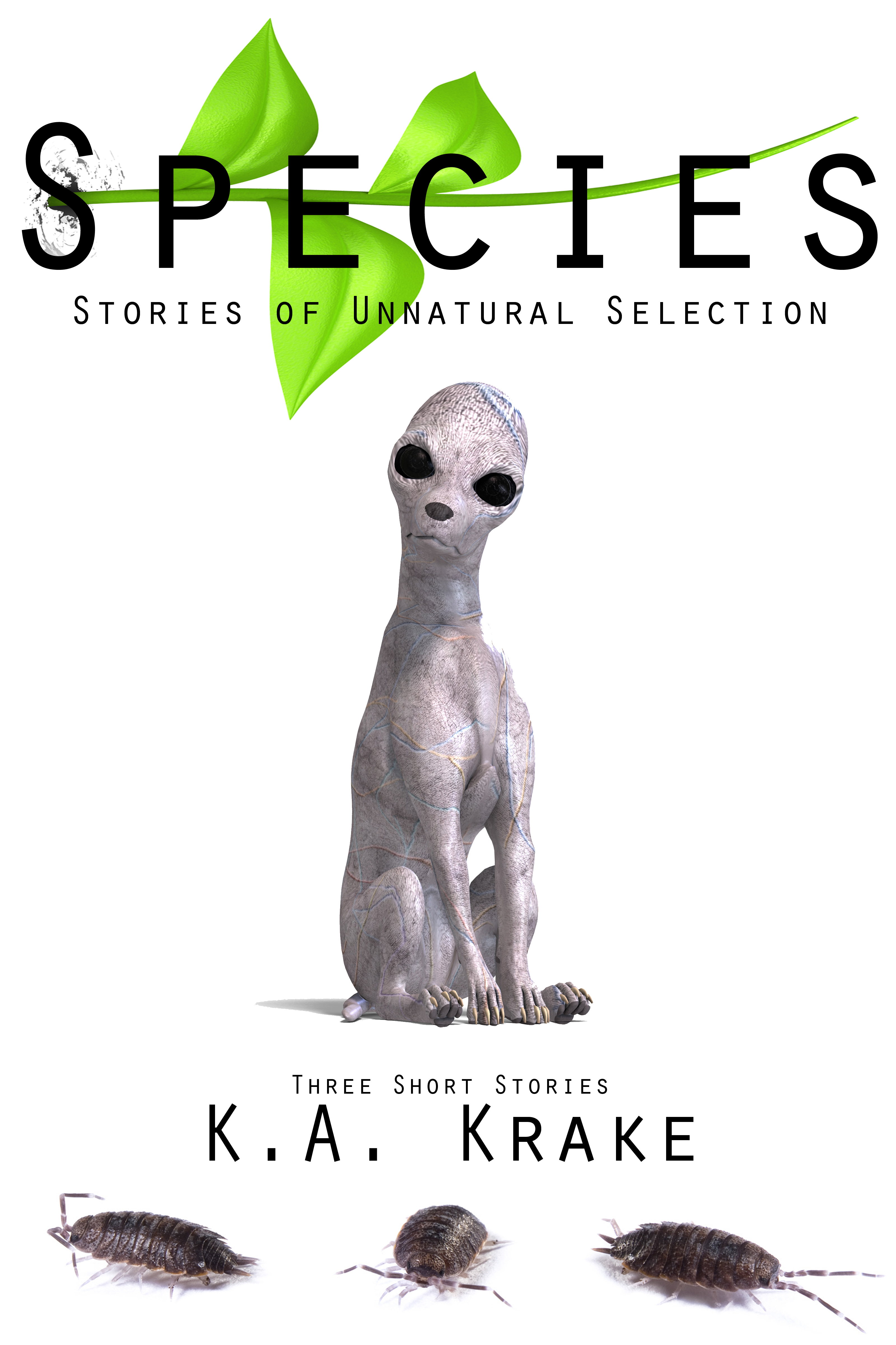 species free book cover