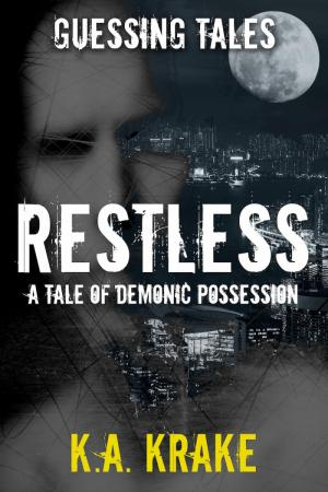 Restless OFFICIAL COVER new fonts resized
