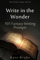 Write in Wonder Fantasy prompts cover full