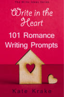 Write in the Heart romance prompts cover full