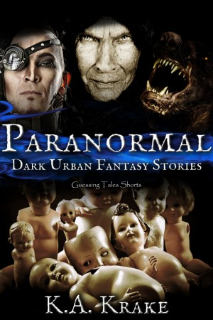 paranormal dark urban fantasy stories